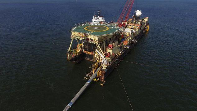 USA zdeterminowane, aby zapobiec dokończeniu budowy (fot.  Sean Gallup/Getty Images)