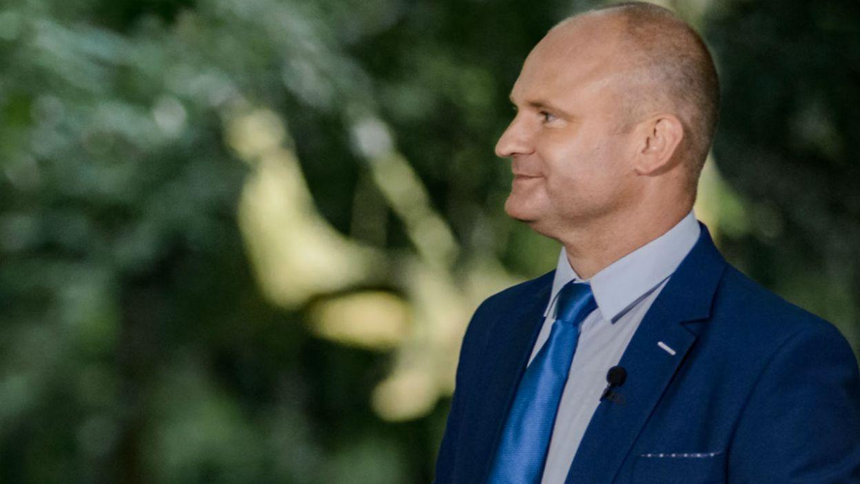 Finalnie Waldemar nie zaprosił na gospodarstwo żadnej z kandydatek (fot. P. Matey/TVP)