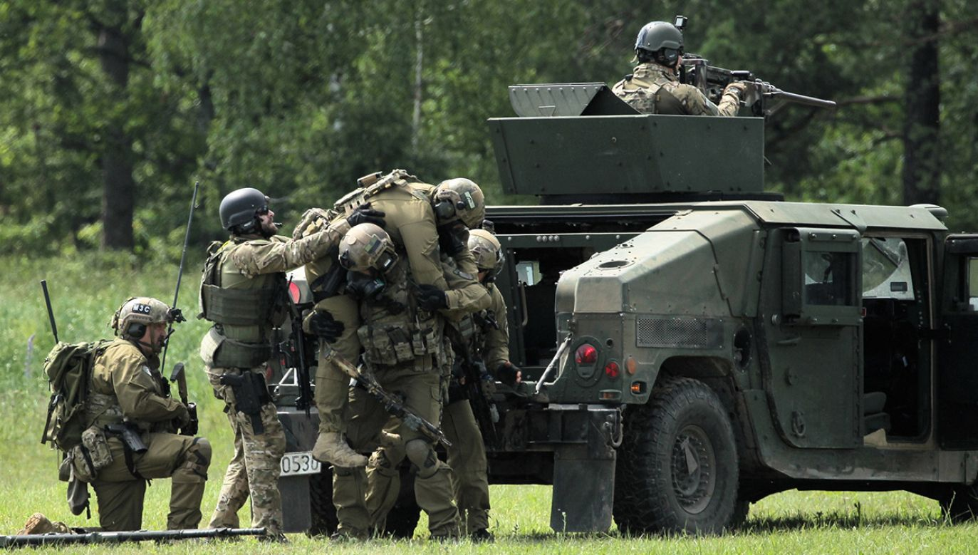 Polska będzie państwem ramowym jednej z sześciu brygad inicjatywy gotowości NATO (fot. arch.PAP/Tomasz Waszczuk)