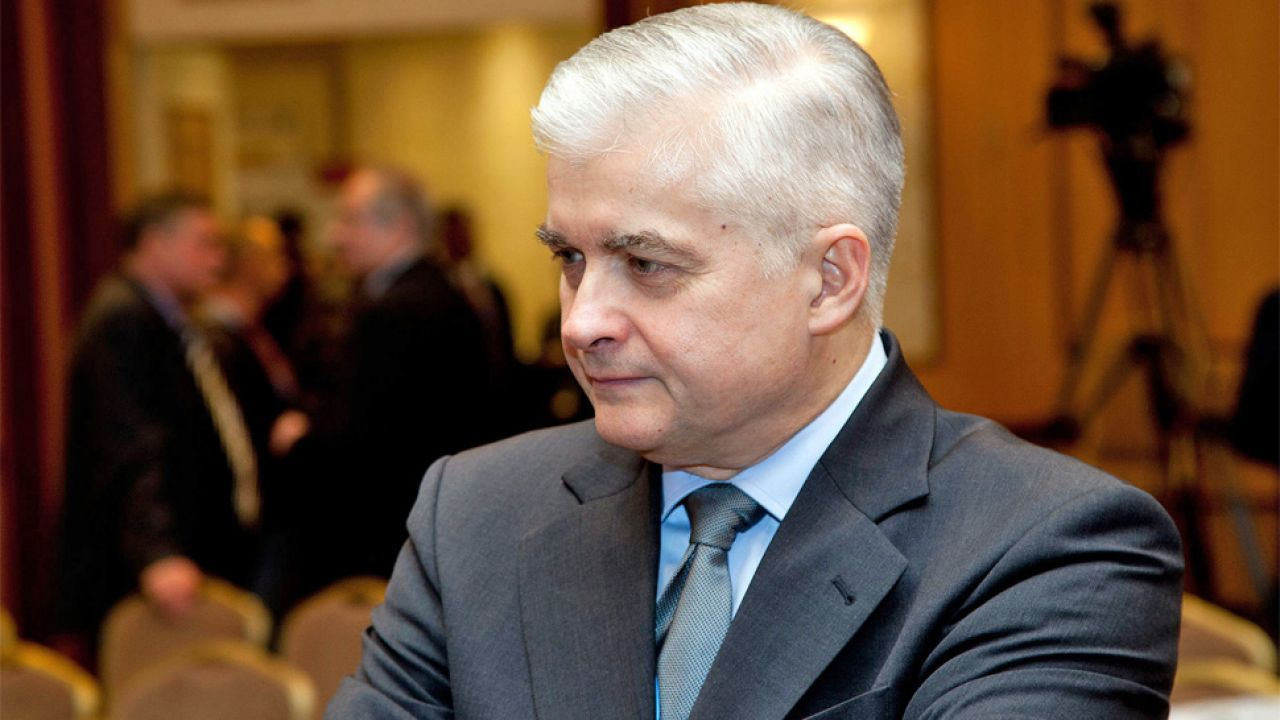 Włodzimierz Cimoszewicz ma startować do europarlamentu z list Koalicji Europejskiej (fot. Wiki/Andrzej Barabasz)