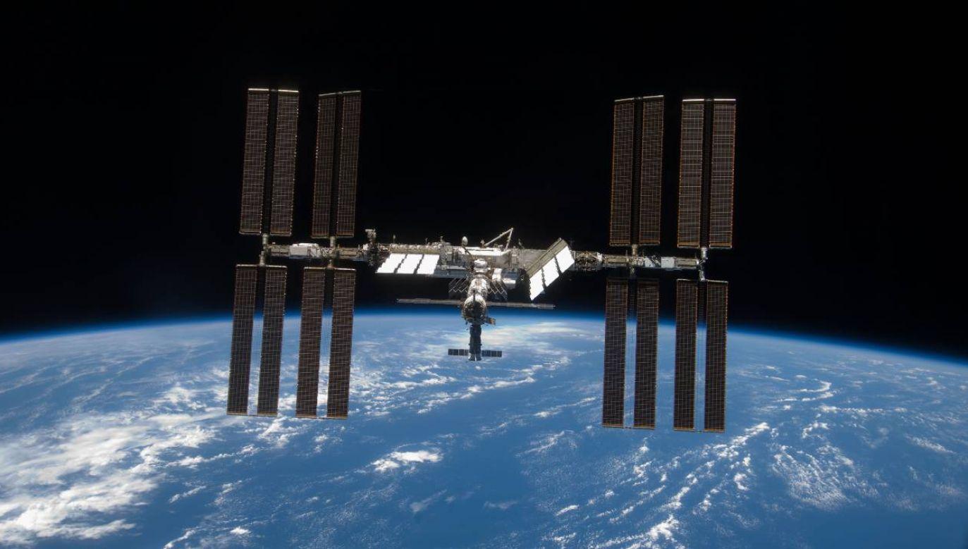 Wyjątkowy pasażerowie polecą na ISS (fot. NASA)