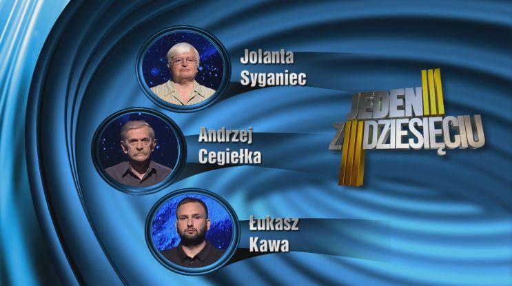Wywiad z finalistami 10 odcinka 122 eddycji