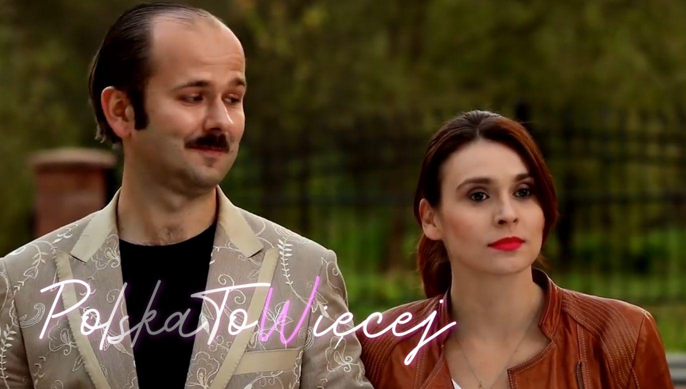 Małżeństwo już wktótce będzie można zobaczyć na żywo w TVP2 na sylwestra w Zakopanem (fot. portal tvp.info)