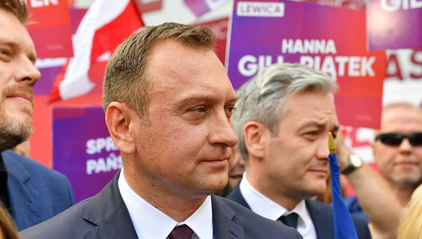 –  Najważniejsze decyzje są takie, aby zachować struktury polityczne na każdym szczeblu – zapowiedział polityk SLD (fot. arch. PAP/Grzegorz Michałowski)