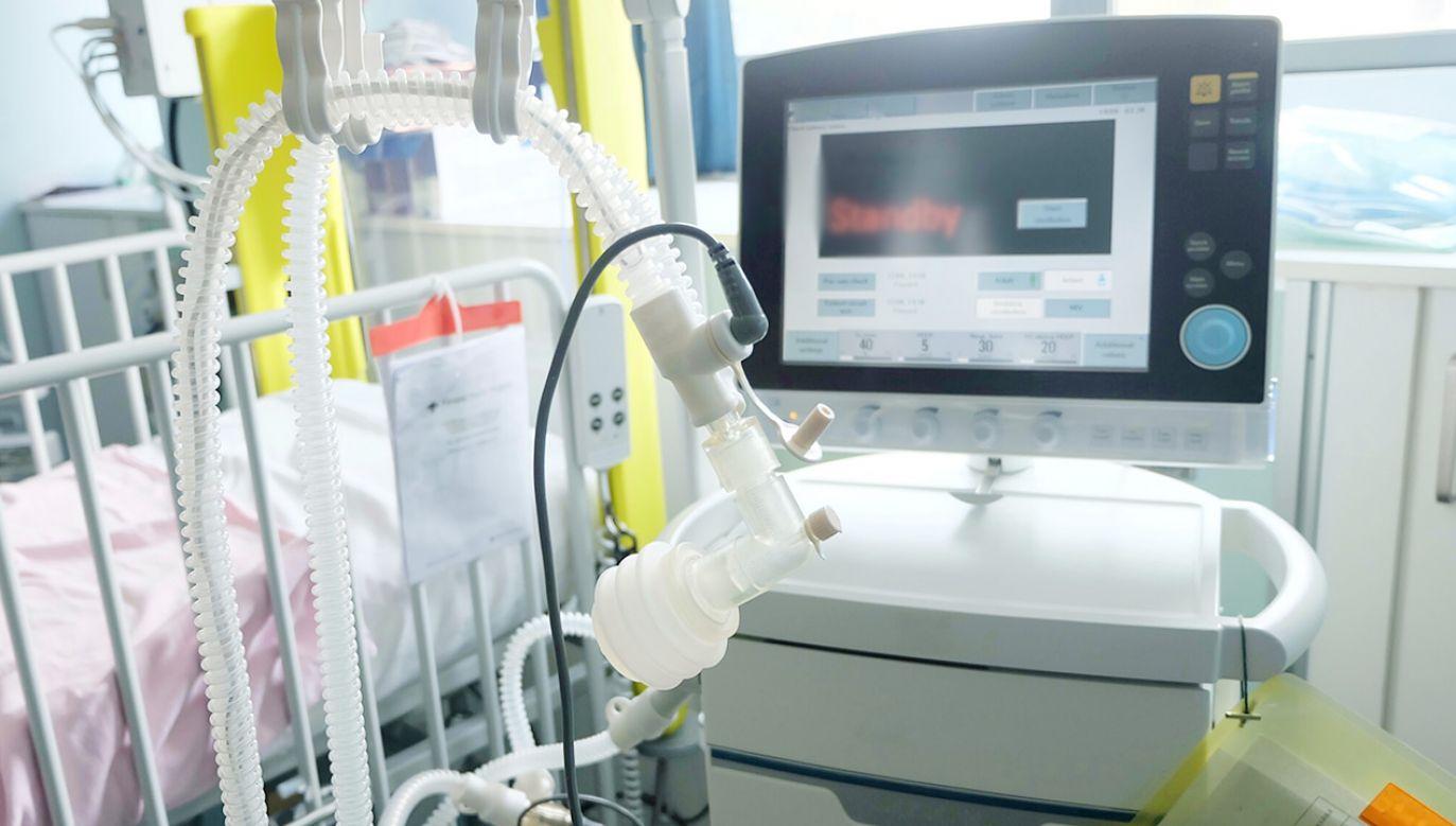 Przy umowie na zakup respiratorów była pozytywna rekomendacja CBA (fot. Shutterstock/i3iwtz)
