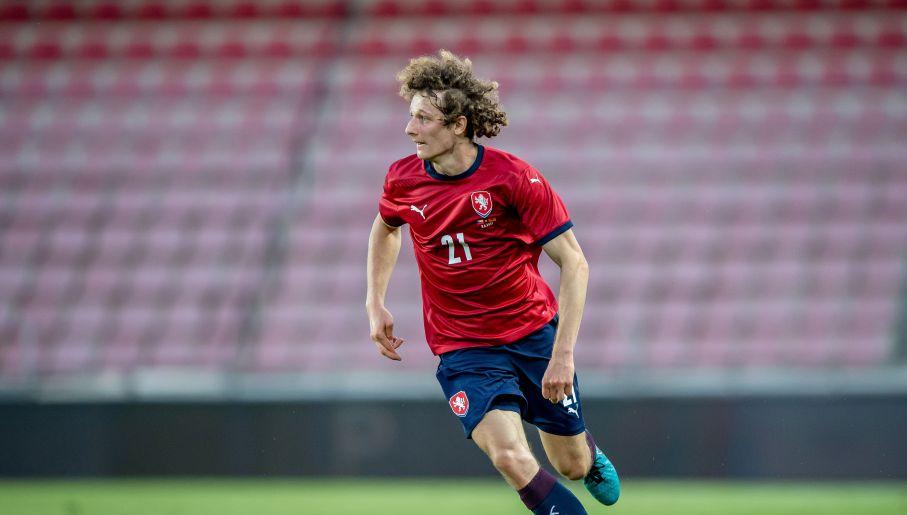 23-letni Alex Kral to jeden z najbardziej ekscytujących czeskich piłkarzy (fot. Getty Images)