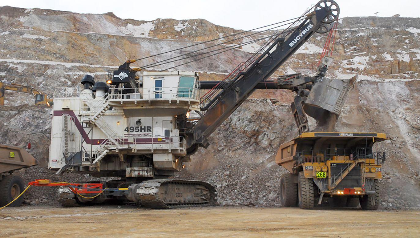 Kopalnia Robinson należy do KGHM od 2013 roku (fot. Robinson Nevada Mining Company/KGHM)