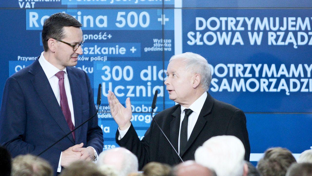 Według dra Sergiusza Trzeciaka wybory samorządowe pokazały, że PiS utrzymuje wysokie poparcie w społeczeństwie (fot. PAP/Jakub Kamiński)