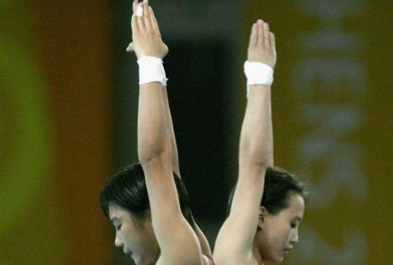 Lishi Lao i Hanna Mo (fot. Getty Images)