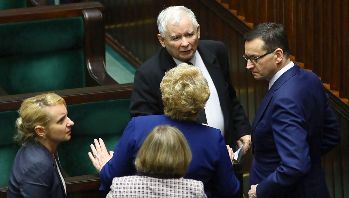 Tematem spotkania ma być kampania wyborcza (fot. PAP/Rafał Guz)