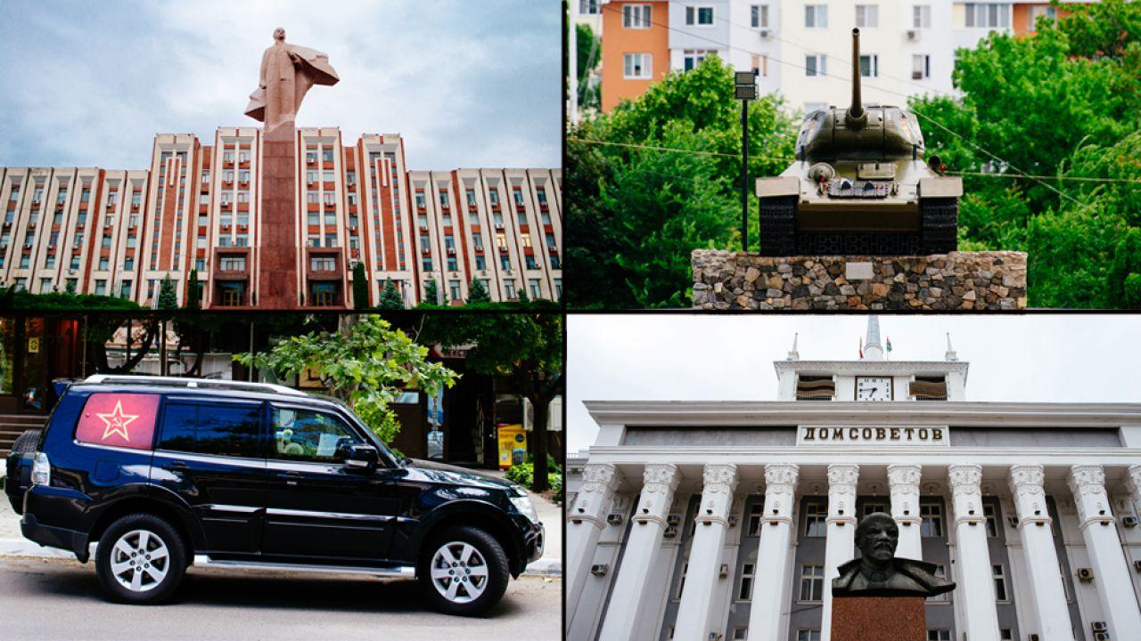 Skansen? W Naddniestrzu Lenin trzyma się mocno (fot. Kuba Głębicki)