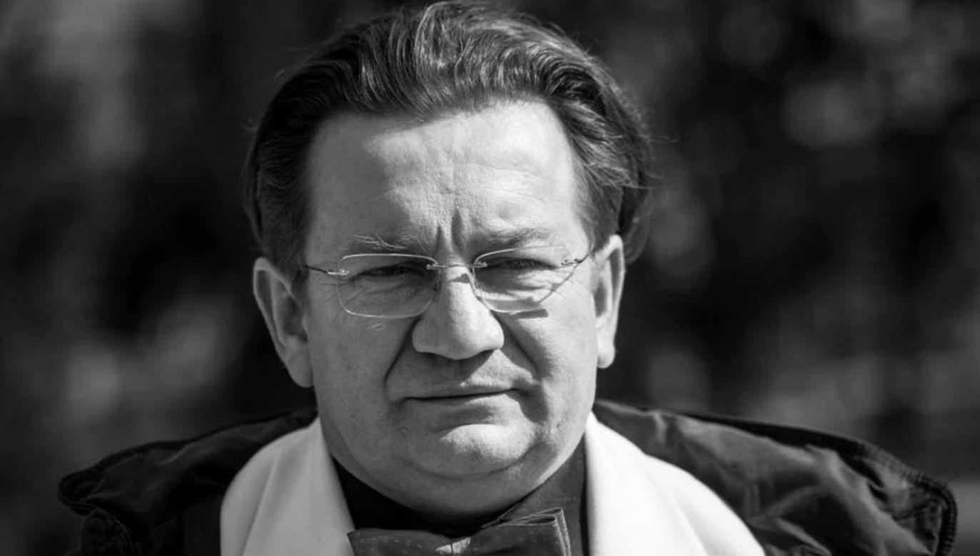 Trafił do szpitala w grudniu i do śmierci nie opuścił szpitala (fot.arch.PAP/Tytus Żmijewski)