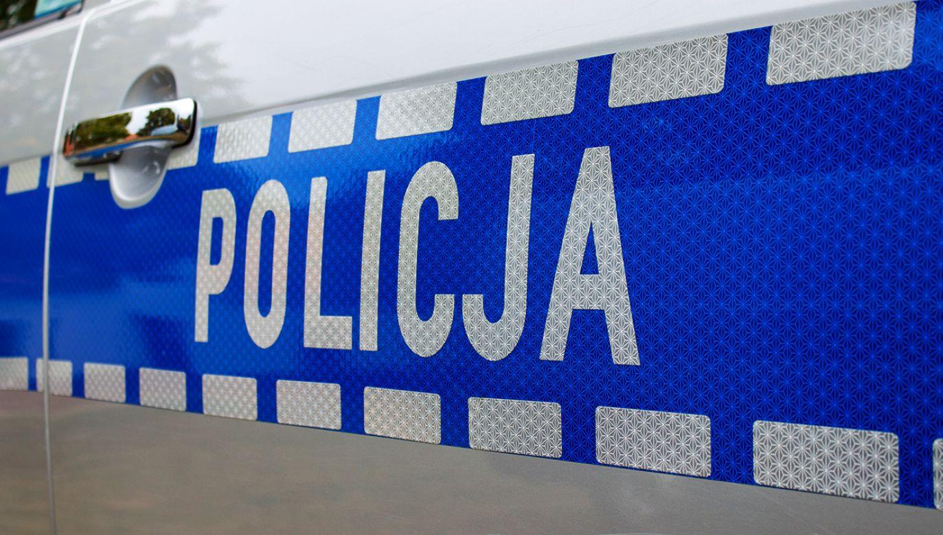 Łupem napastników padło 2 tys. zł (fot. Policja)