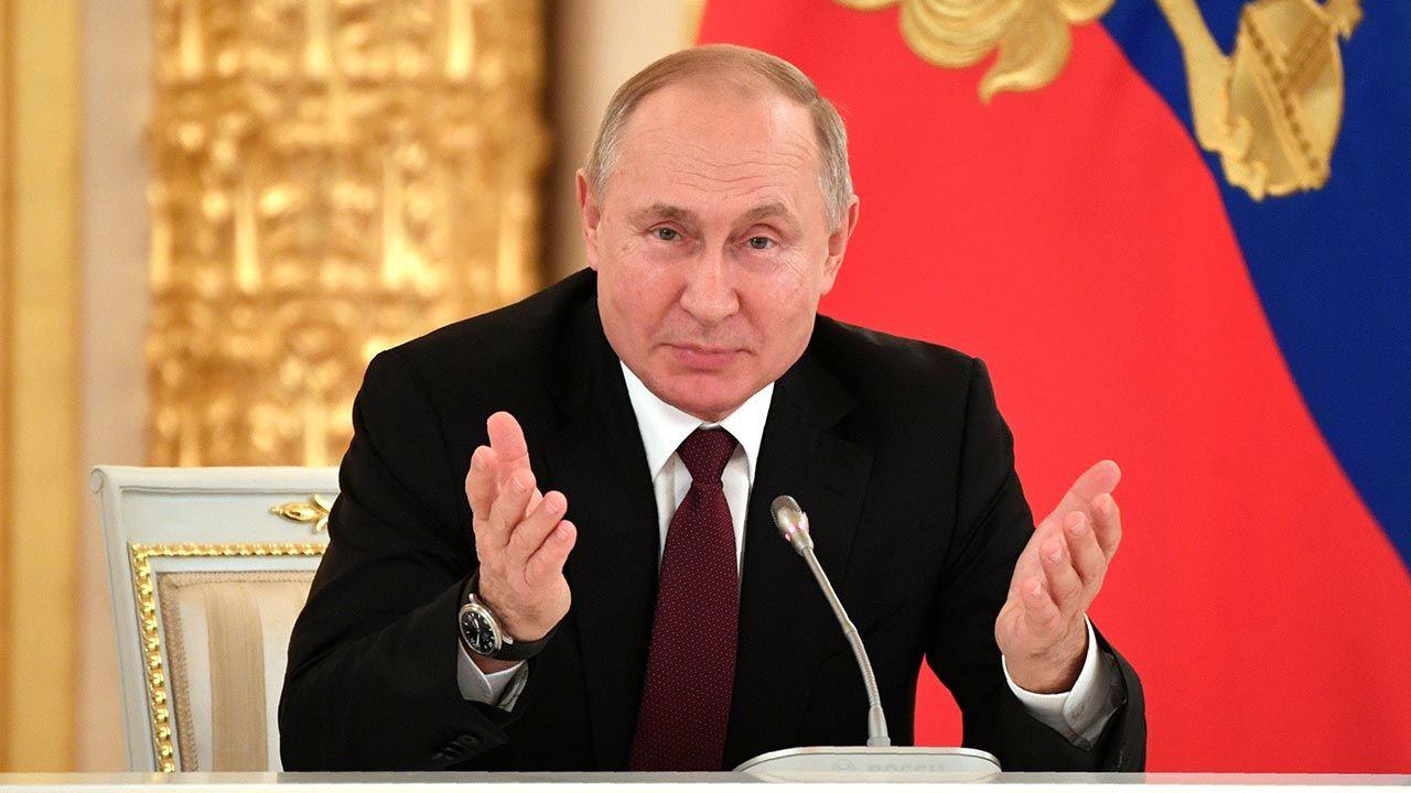 Rosja informacje o Nawalnym czerpie jedynie z mediów – twierdzi rzecznik Kremla (fot. Alexander Nemenov/Pool via REUTERS)