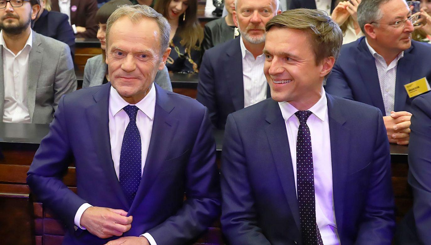 Jażdżewski skomentował zachowanie szefa PO (fot. arch.Rafał Guz)