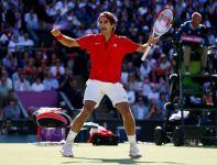 Radość Rogera Federera (fot. Getty)