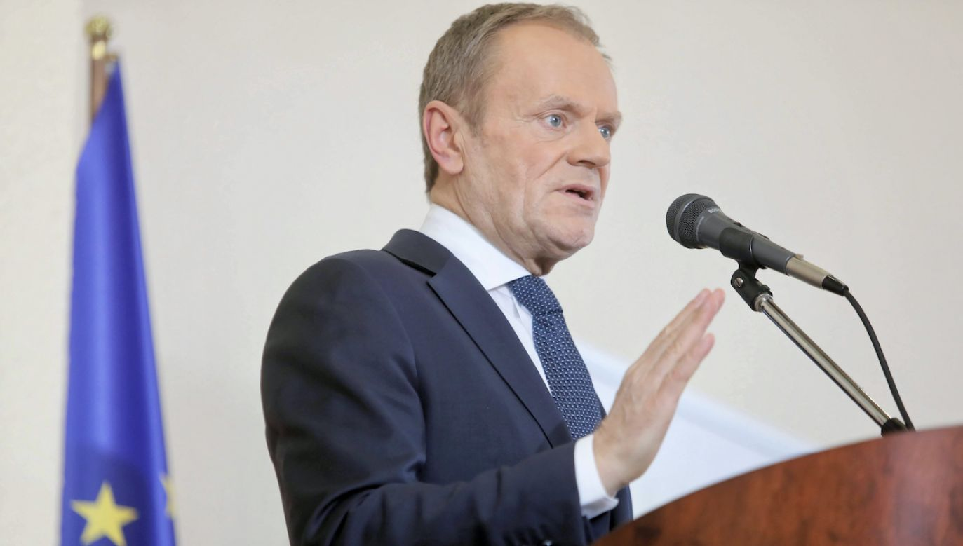 Donald Tusk wróci? (fot. arch.PAP/Artur Reszko)