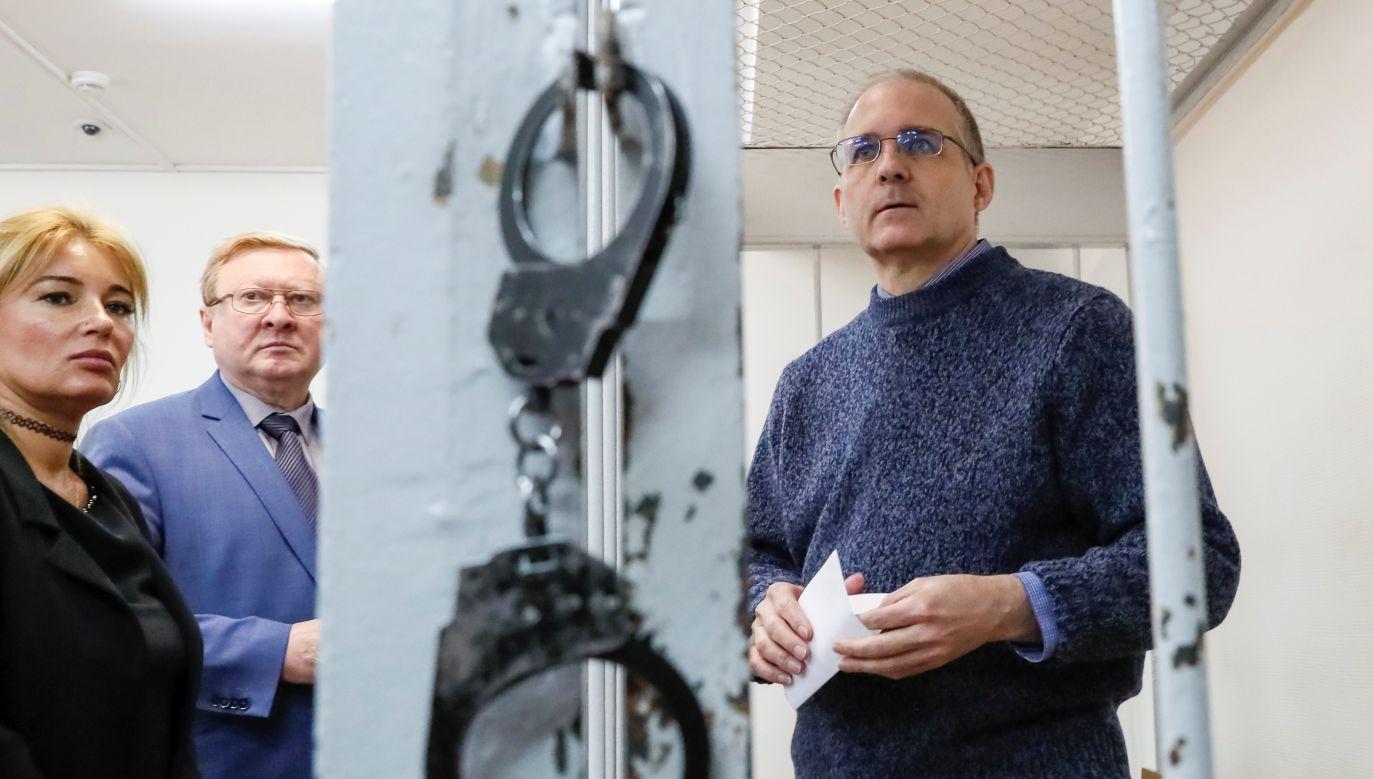 Wiele wskazuje na to, że Moskwa chciała mieć zakładnika (fot. Shamil Zhumatov/Reuters)