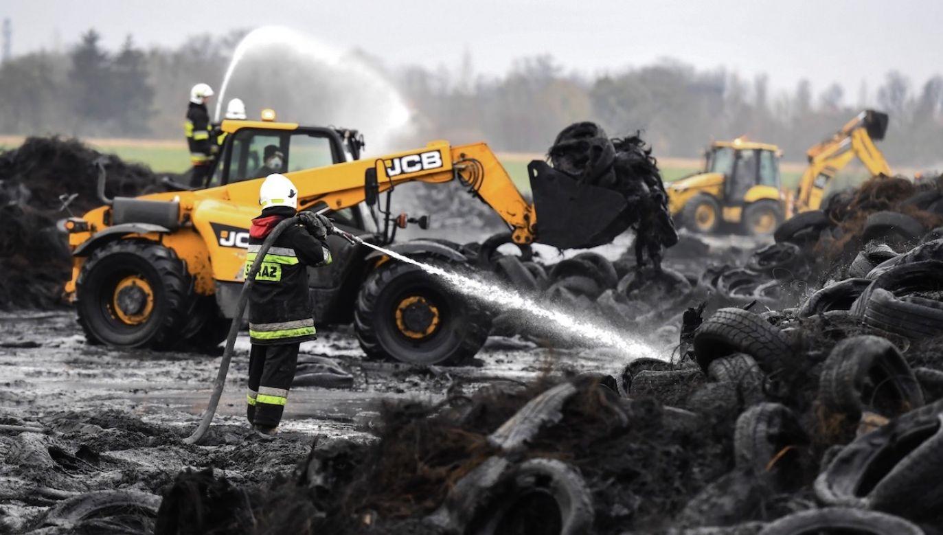 NFOSiGW przyznał 44 mln zł dotacji na likwidację składowiska odpadów (fot. PAP/Paweł Skraba, zdjęcie ilustracyjne)
