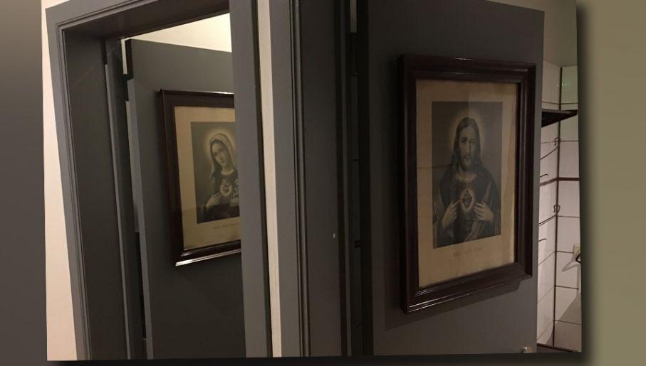 Skandal W Brukselskiej Restauracji Jezus I Maryja Na
