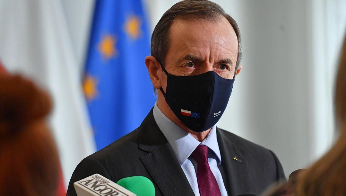 Tomasz Grodzki zostanie odwołany? (fot.  PAP/Piotr Nowak)