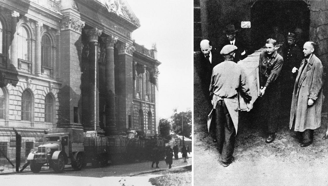 Zdecydowana większość dzieł sztuki zrabowanych przez Niemców nie została zwrócona (fot. PAP/CAF)