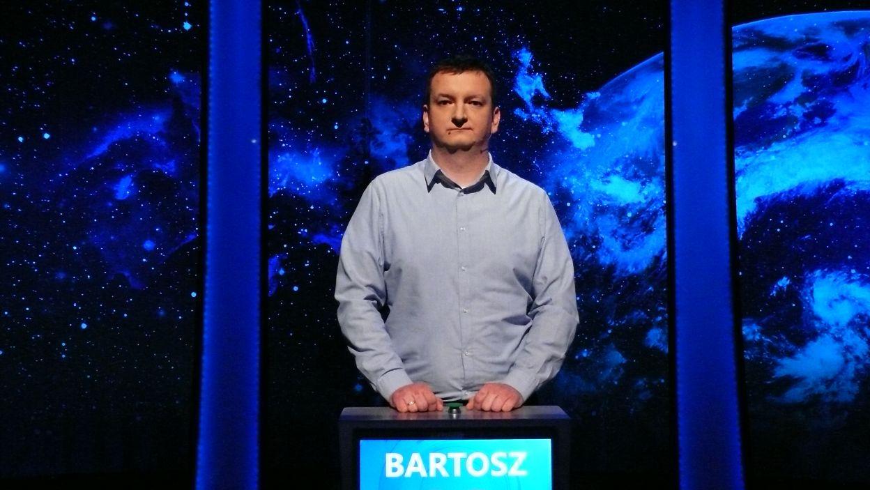 Zwycięzca 12 odcinka 117 edycji został Pan Bartosz Dziekan