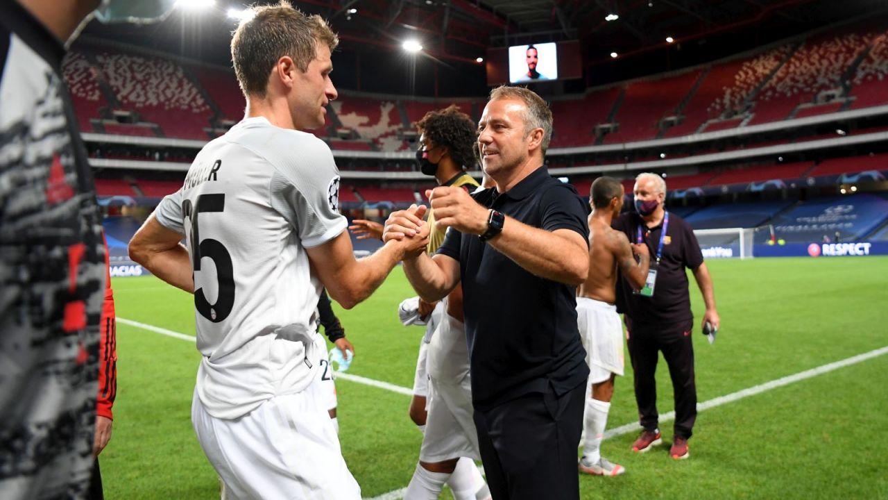 Liga Mistrzów: po raz pierwszy trzech niemieckich trenerów w półfinale