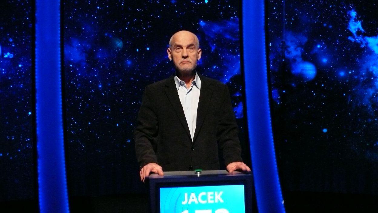 Pan Jacek Kłosiński wygrał 4 odcinek 117 edycji