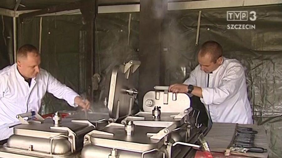 Relacje I Reportaże Nasza Tożsamość Wojsko Od Kuchni