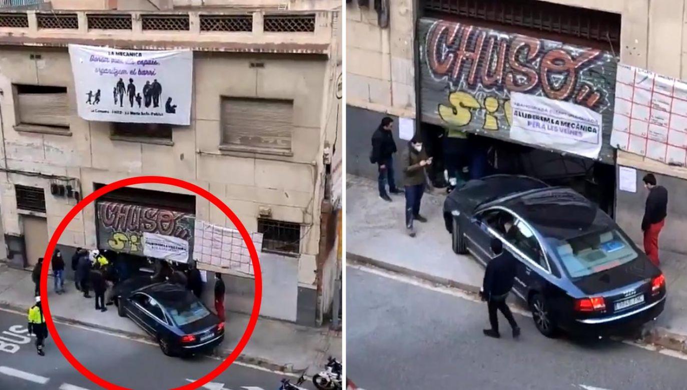 Katalońska policja zatrzymała 76-latka za zakłócanie porządku publicznego (fot. ebu/ Sergio V)