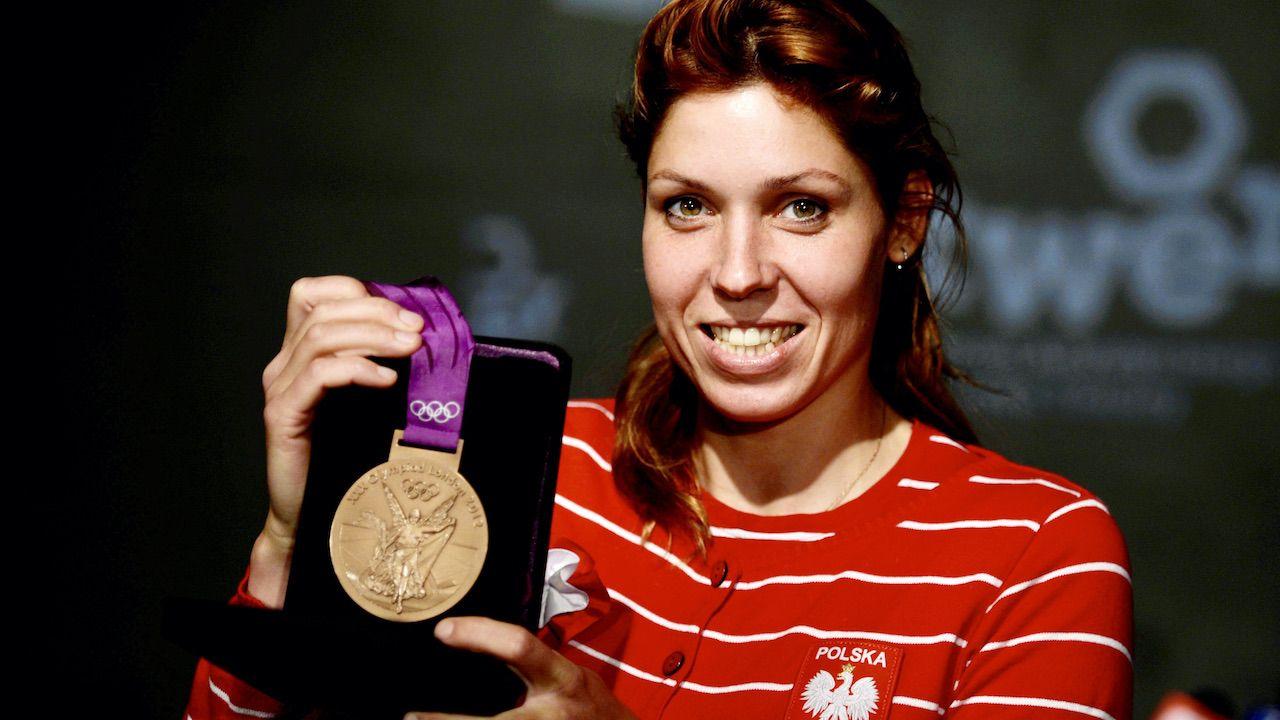 W marcu Zofia Klepacka zdobyła brąz na mistrzostwach Europy (fot. arch.PAP/B.Zborowski)