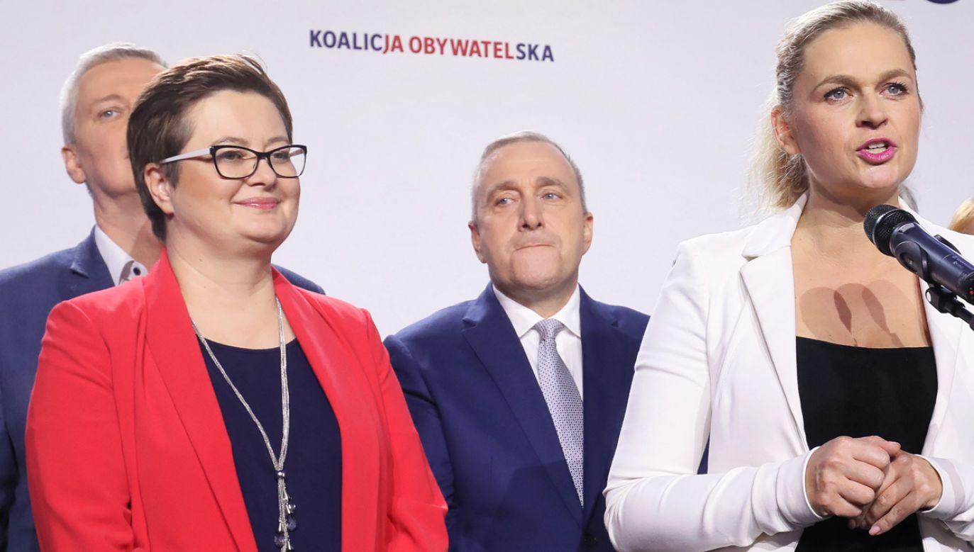 PO odnotowała szóstą z rzędu porażkę w wyborach (fot. PAP/Paweł Supernak)