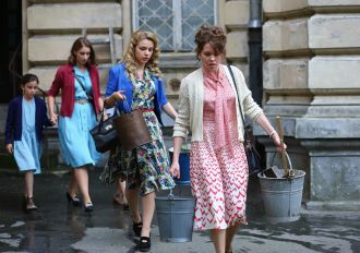 "New series ""Wartime Girls"" to be aired in Spring on TVP"