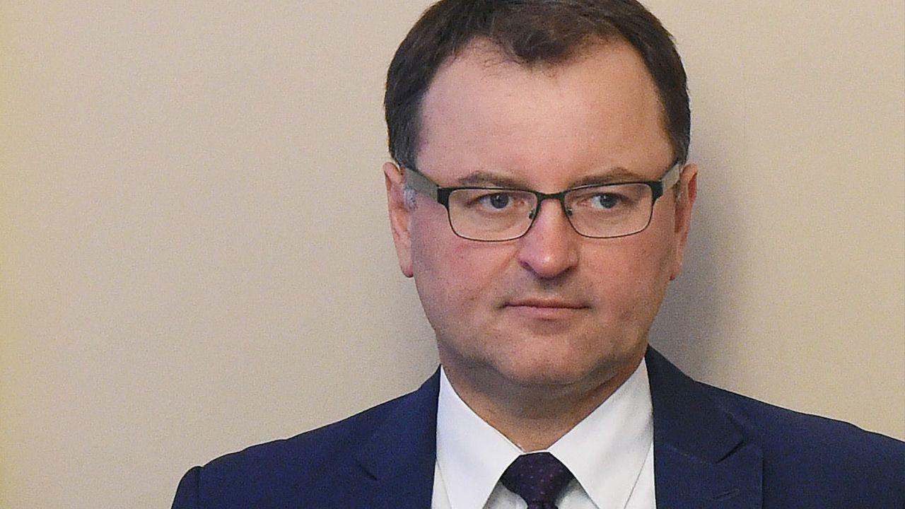 Poseł zawiadomił policję (fot. PAP/Radek Pietruszka)