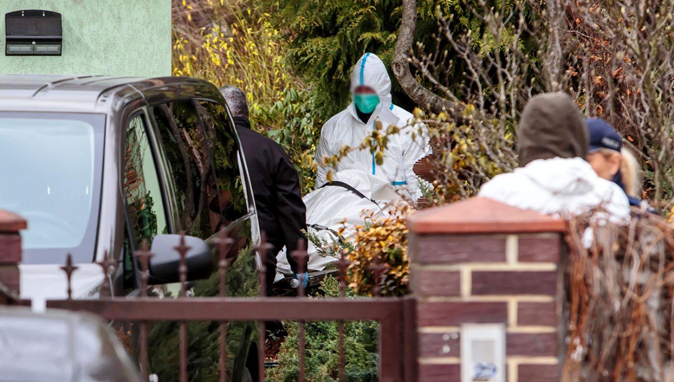 Mężczyzna przyznał się do zbrodni  (fot. PAP/Maciej Kulczyński)