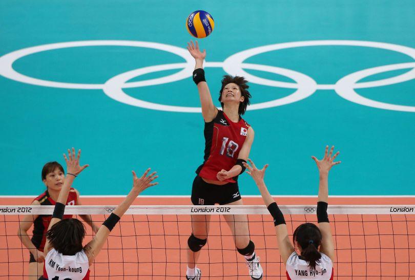 Saori Kimura zdobyła 11 punktów (fot. Getty Images)