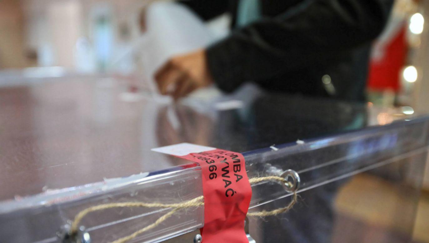Rekordowa liczba Polaków zarejestrowała się do głosowania w Belgii (fot. arch PAP / Leszek Szymański)