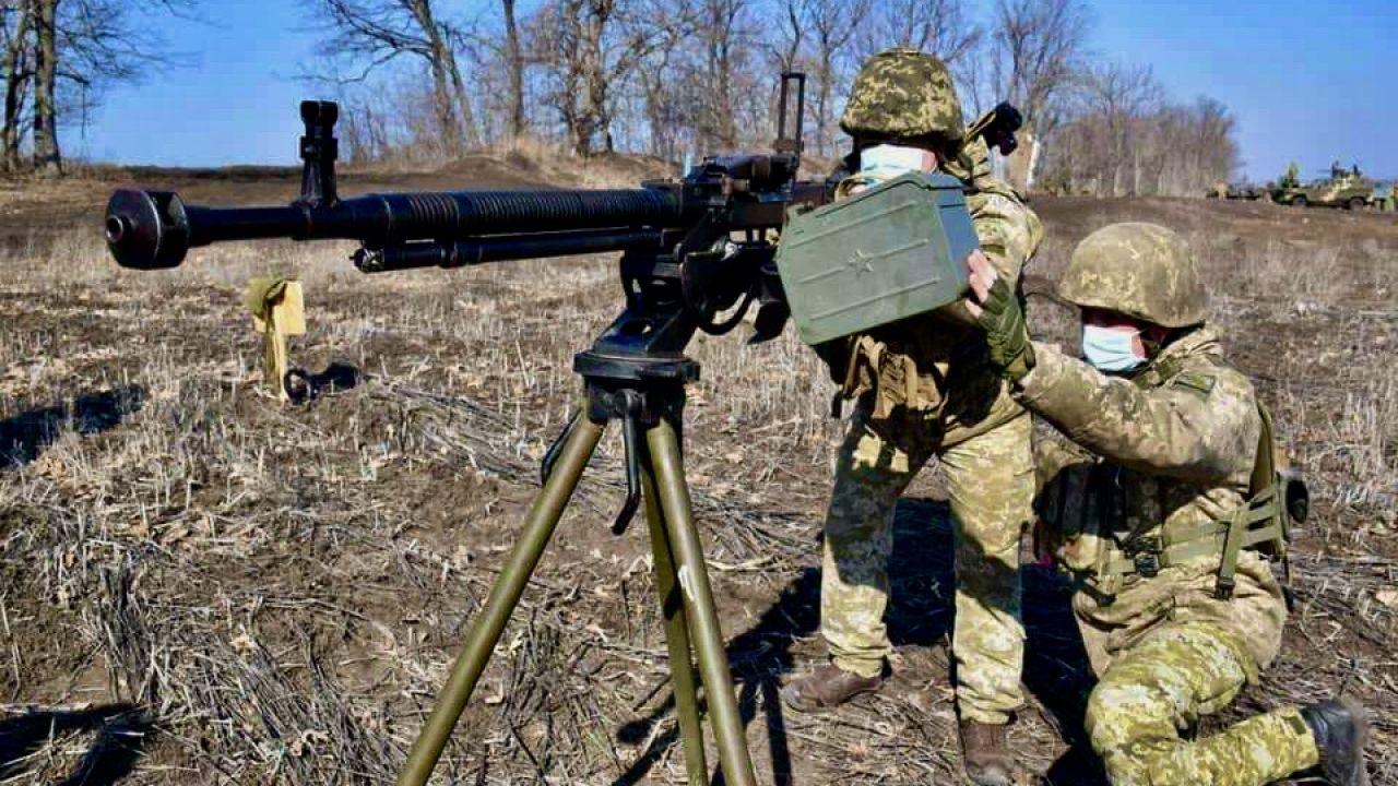 Ostrzeżenie pod adresem Moskwy skierował też Antony Blinken (fot. Ukrainian Armed Forces /Handout/Anadolu/Getty Images)