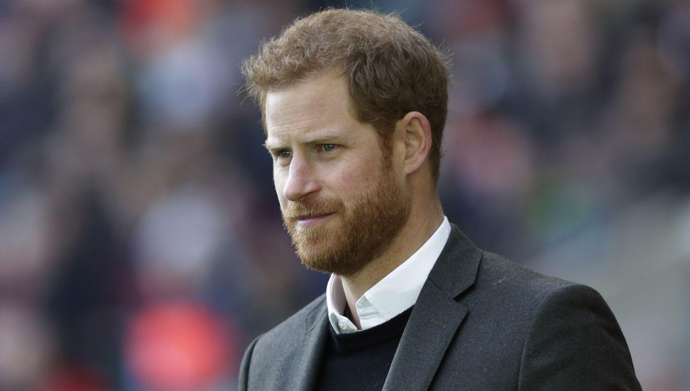 Książę Harry z żoną nie będą uczestniczyli w żadnych przyszłych ceremoniach rodziny królewskiej (fot. Henry Browne/Getty Images)