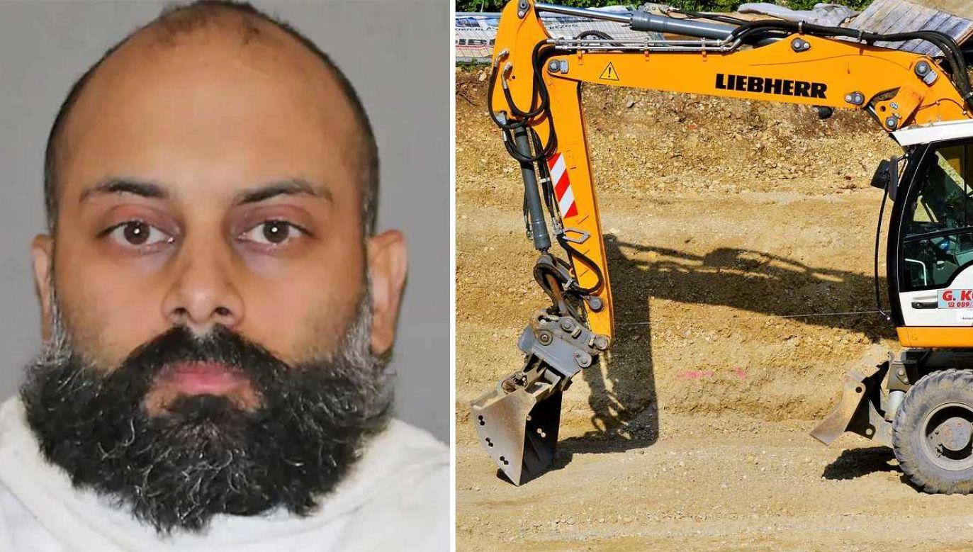 40-letni Vijender Chauhan został zwolniony po wpłaceniu kaucji (fot. Denton County Jail/Pixabay)