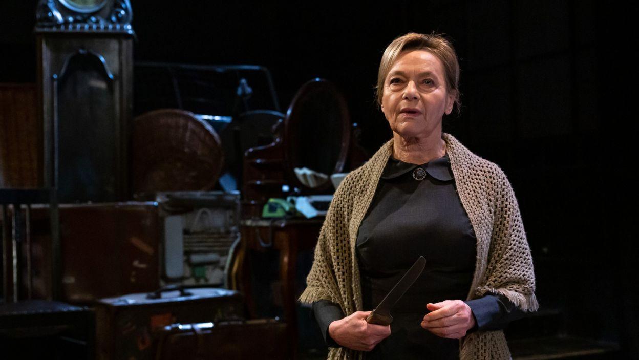 A jest jeszcze Matka Kohoutka, którą zagrała Anna Tomaszewska (fot. Sylwia Penc)