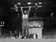Norbert Schemansky – wicemistrz wagi ciężkiej (fot. Getty Images)
