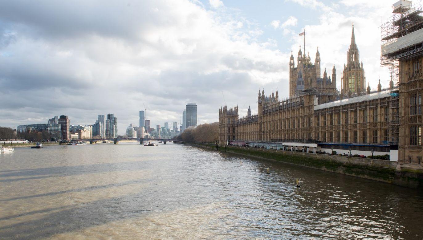 Doniesienie miała złożyć dwudziestokilkuletnia kobieta, która pracowała w parlamencie i była w związku z posłem (fot. John Keeble/Getty Images)