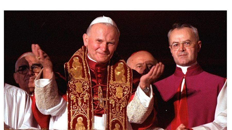 """""""Habemus Papam"""". 42 lata temu kardynał Karol Wojtyła został ..."""