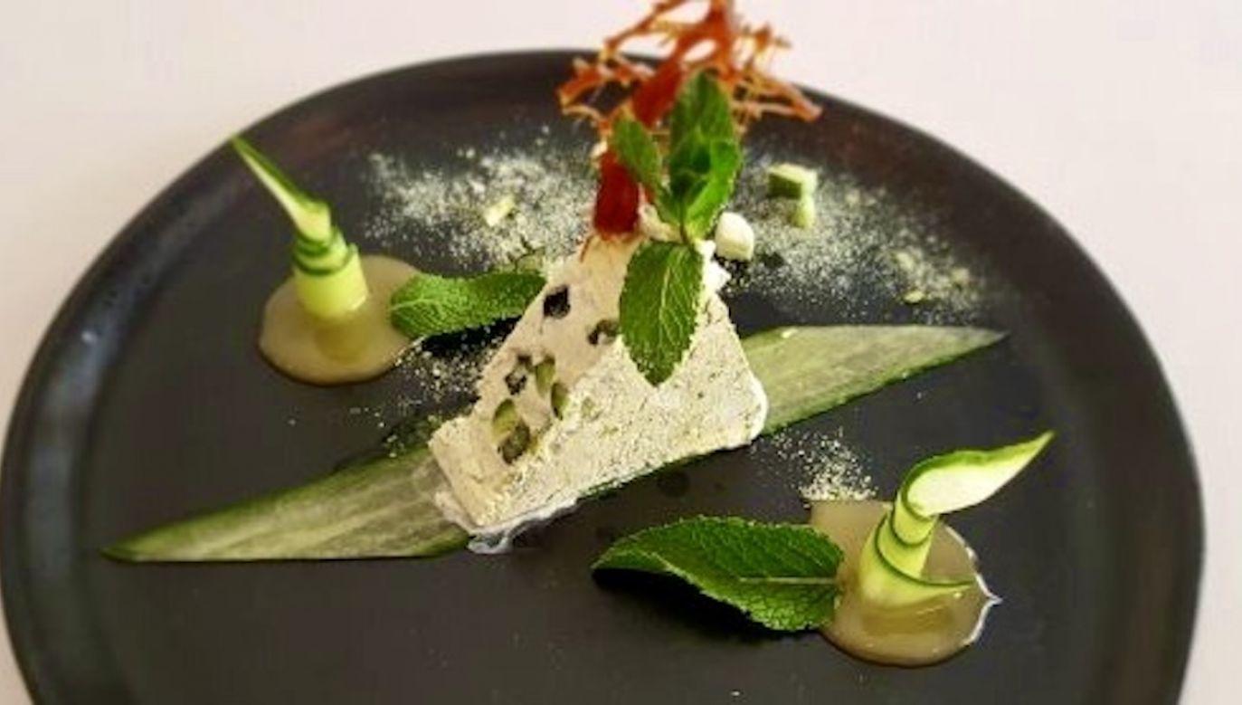 Dla miłośników warzyw alternatywą dla smoothie mają być  lody szpinakowo-estragonowe (fot. Lithuania Travel)