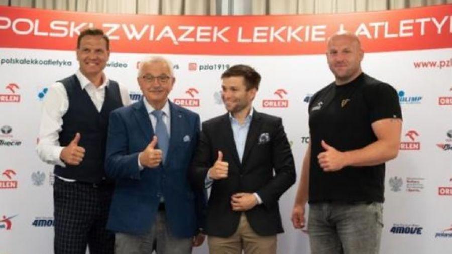 Lekkoatletyka na wyłączność w Telewizji Polskiej. Podpisano umowę