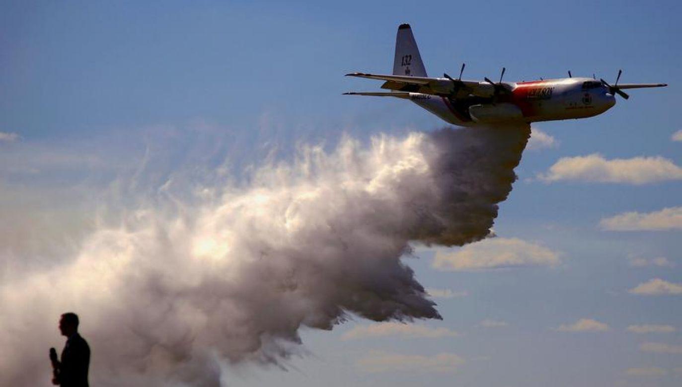 Rozpoczęto poszukiwania z udziałem śmigłowców (fot. REUTERS/David Gray)