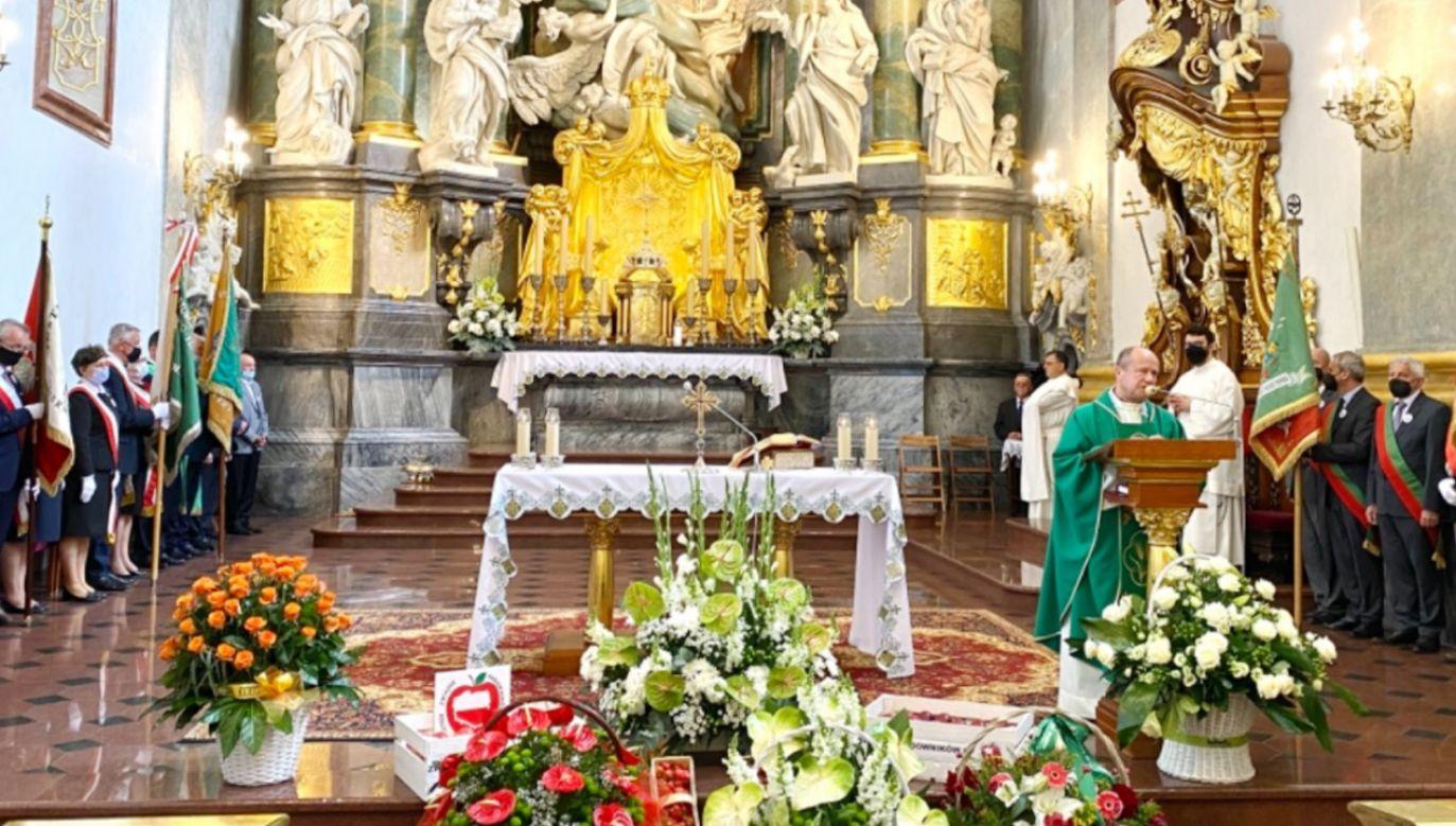 Zawierzenia dokonano w Kaplicy Matki Bożej (fot. Facebook/Jasna Góra)