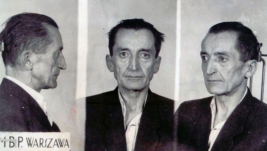 """August Emil Fieldorf """"Nil"""" (fot. IPN)"""